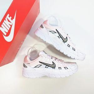 Nike P-6000 SE Light Soft Pink/Multi Color NIB